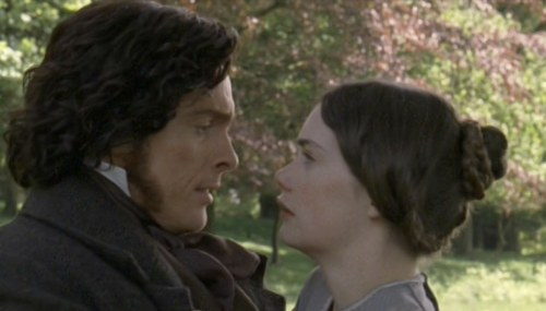 Jane Eyre - Call me Edward